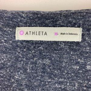 Athleta Dresses - Athleta Striped Vida Dress Sleeveless Medium